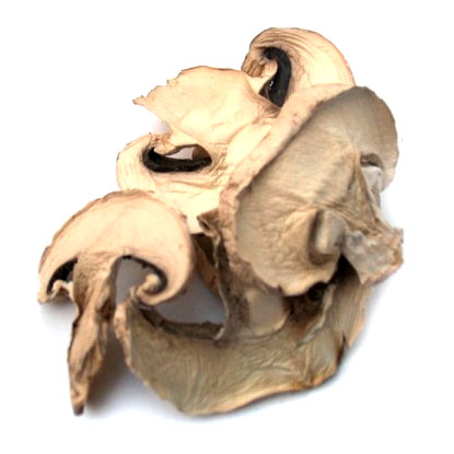 Dried White Button Mushroom
